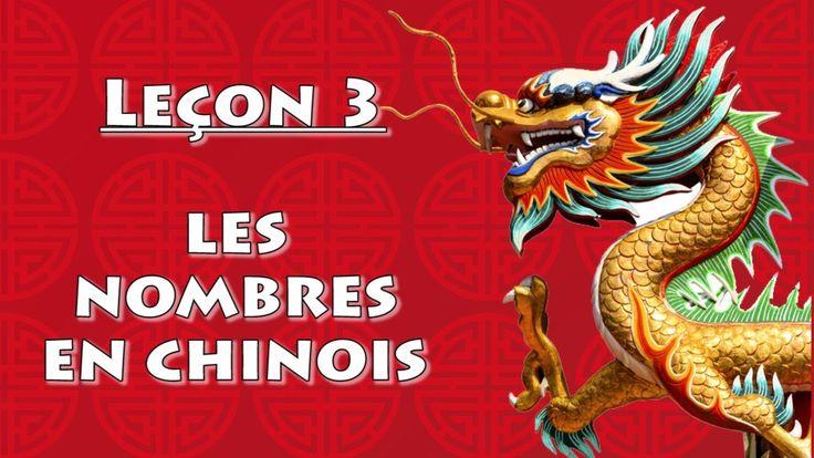 Apprendre le chinois mandarin : Leçon 3 - les nombres en chinois (cours ...