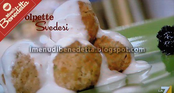 Polpettine Svedesi di Benedetta Parodi