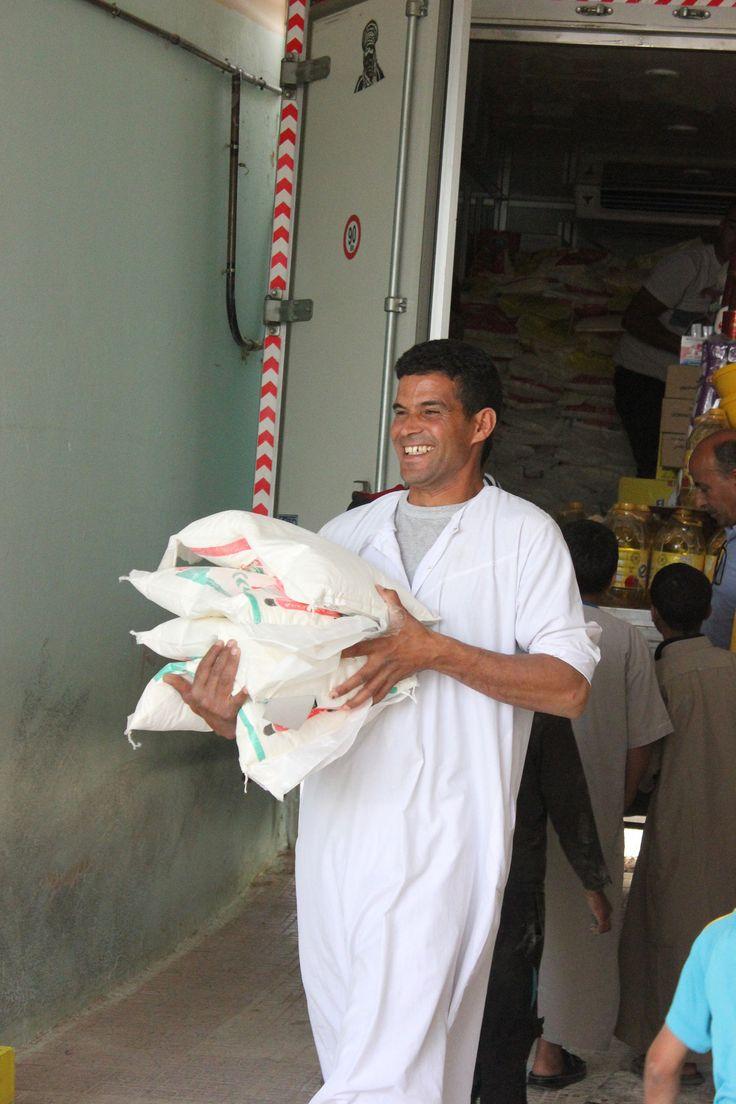 Blida La Source #LionsClub (Algeria) provided food to 140 families