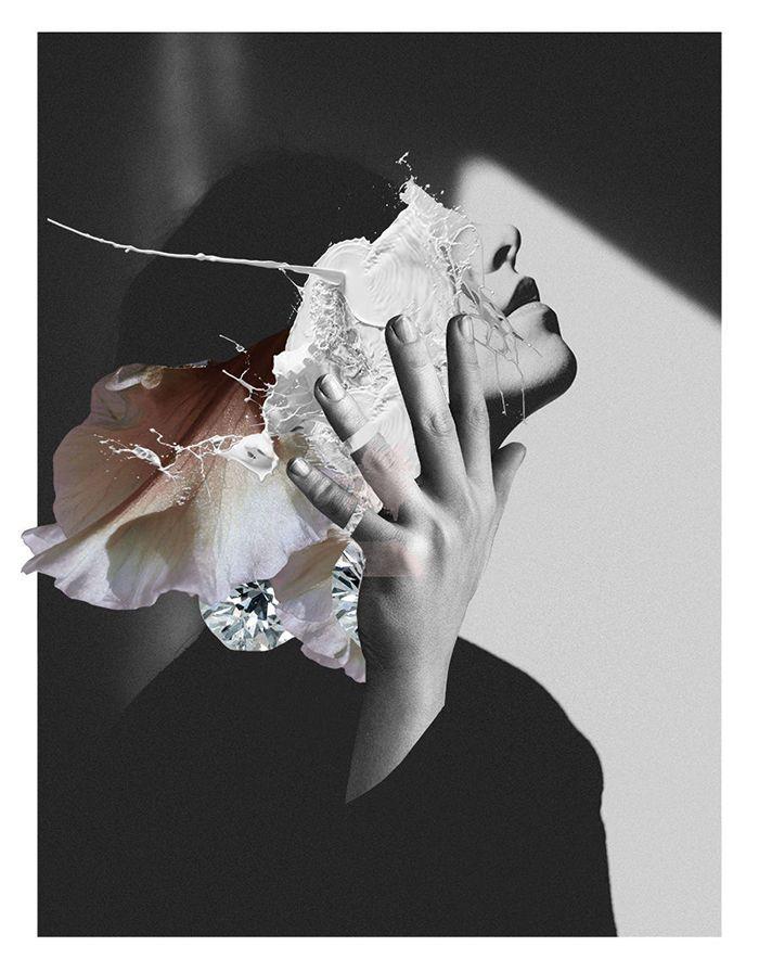 Rocío Montoya | derramo mi voz entre tus dedos
