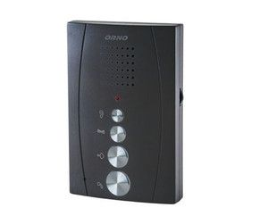 Unifon domofonowy do rozbudowy zestawu ELUVIO - ORNO OR-DOM-RE-914UD/B czarny - ORNO POLSKA