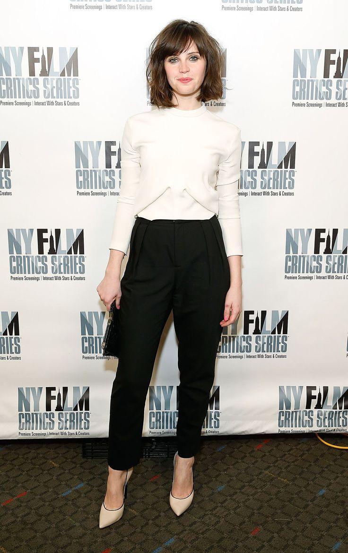 Felicity Jones Street Style Inspiration