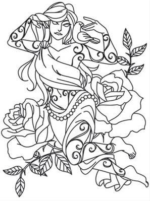 Greek Gods - Aphrodite_image