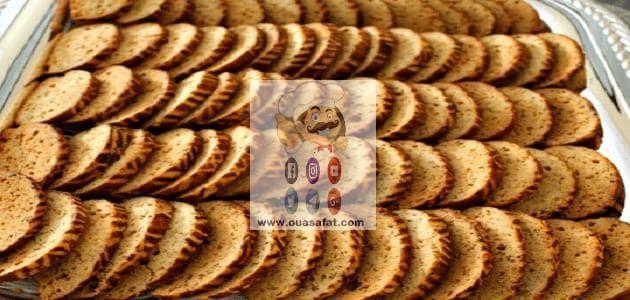 بسكويت الفقاص المغربي Biscuits Desserts Food