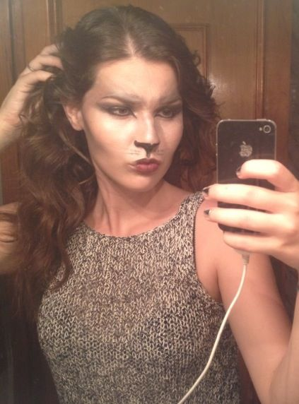 27 best werewolves images on Pinterest | Make up, Halloween ...