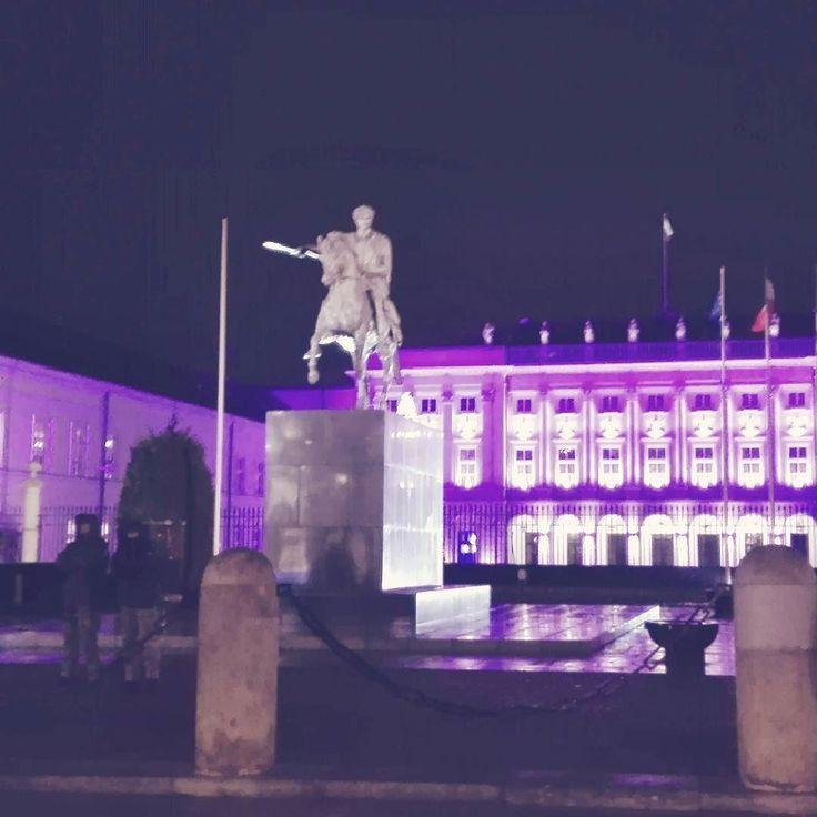 Pałac prezydencki #pałac #prezydencki #pałacprezydencki #warsaw #warszawa #varsovia #varsavia #polonya #polska #Poland