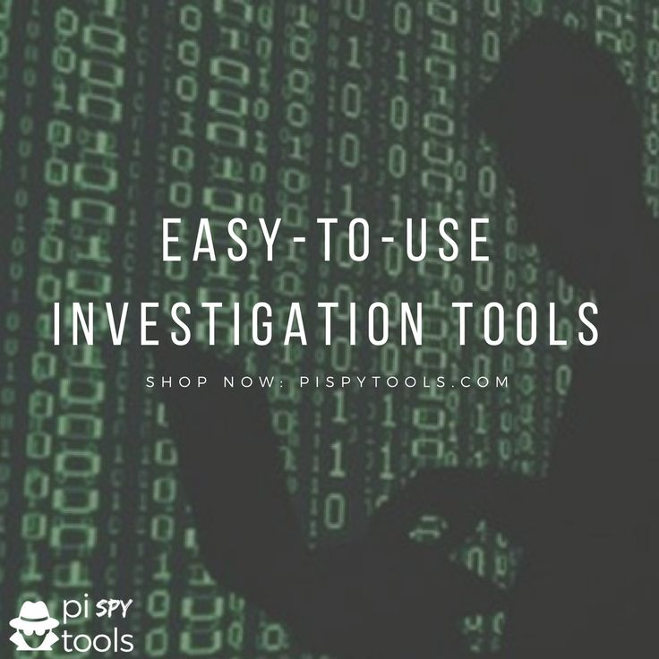 Spying doesn't have to be hard.  With easy-to-use investigation tools, PI Spy Tools makes it simple for you to be your own spy.  SHOP NOW: www.pispytools.com  . . . . . #Spy #PrivateEye #PrivateInvestigator #PI #PrivateSpy #Spying #Investigator #Investigation #Investigating #HiddenCamera #GPSTracker #GPS #Audio #AudioRecording #SecretRecording #ConductYourOwnInvestigation