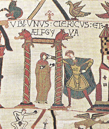 Tapisserie de bayeux 31109 bayeux tapestry wikipedia the free encyclopedia embroidery - Tapisserie de bayeux animee ...