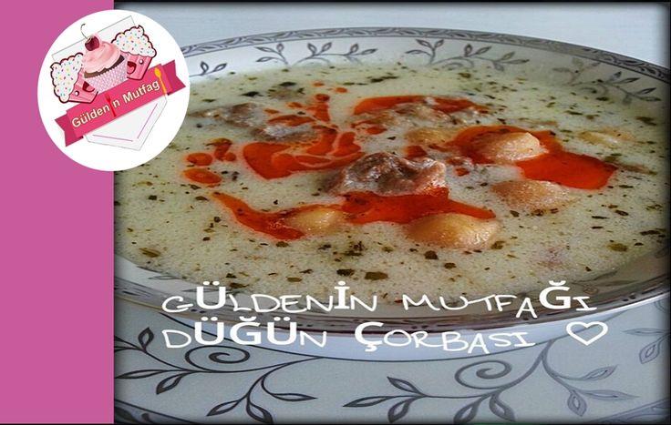 Malzemeler : 250 gr haşlamalik et ( yada hazir kavurma) 6-7 su bardaği kadar su 1 yumurta 1 yemek kaşiği un… 1 su bardaği yoğurt 1 su bardaği haslanmis nohut Tuz Üstüne ( tereyağ-toz biber) Hazırlanması : Etleri bir tencerede haşlayin. Soğuduktan sonra etleri bir kaba didikleyin. Soğuyan et suyunun içine yumurta,un,yoğurtu ekleyip çirpiciyla iyice …