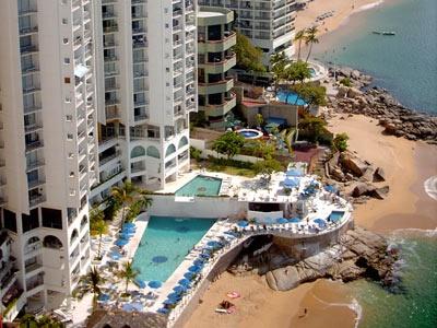 Hotel Las Torres Gemelas, Hoteles en Acapulco