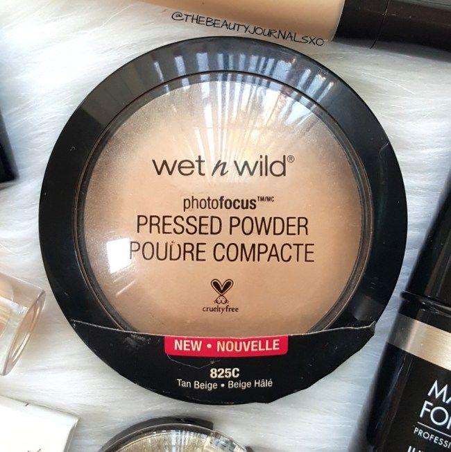 Wet n Wild Photo Focus Pressed Powders