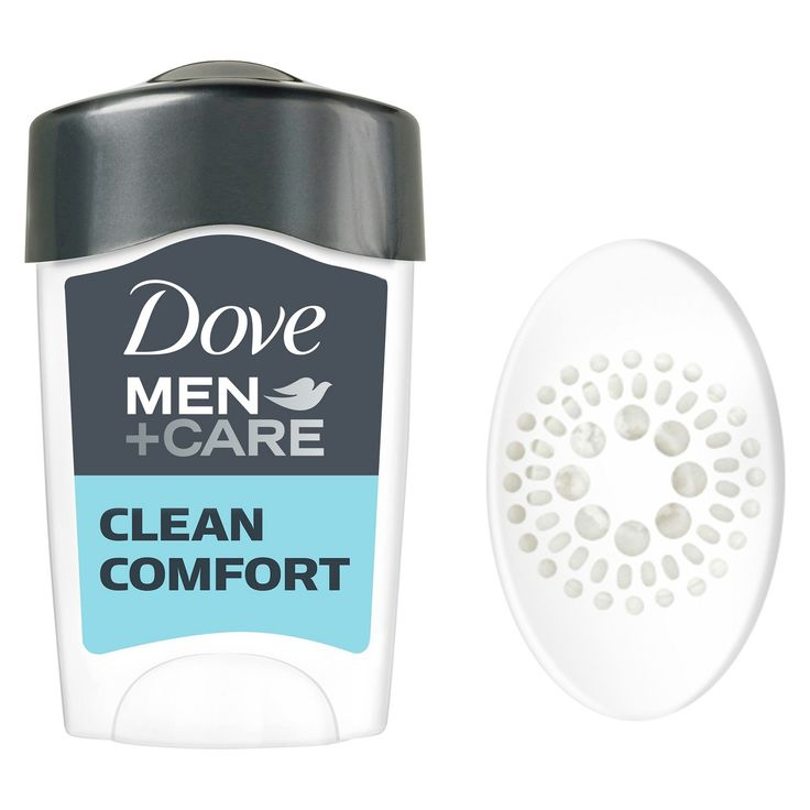 Dove Men+Care Clinical Protection Clean Comfort Antiperspirant Deodorant - 1.7oz