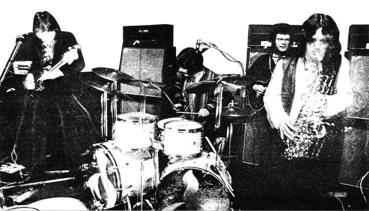 King Crimson at the Marquee | May 16, 1969