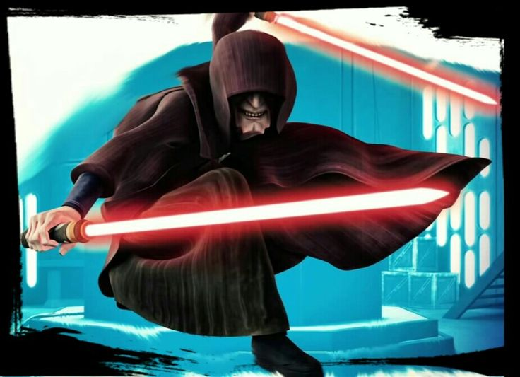 The most powerful Sith Lord in history Darth Sidious