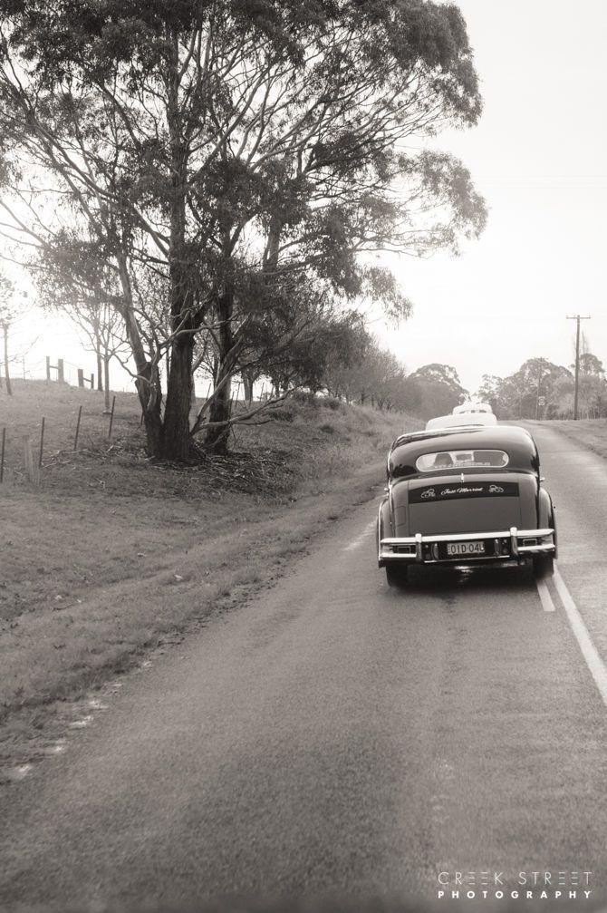 Wedding Cars Centennial Vineyards Wedding