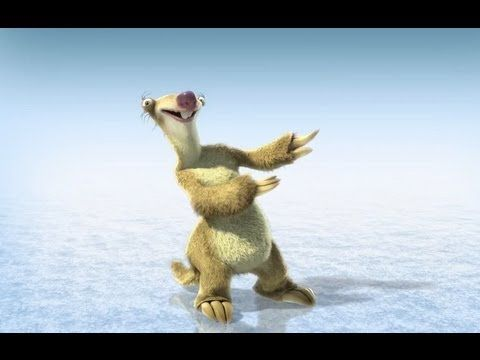 Ice Age - välipaussitanssi (video 3:26).