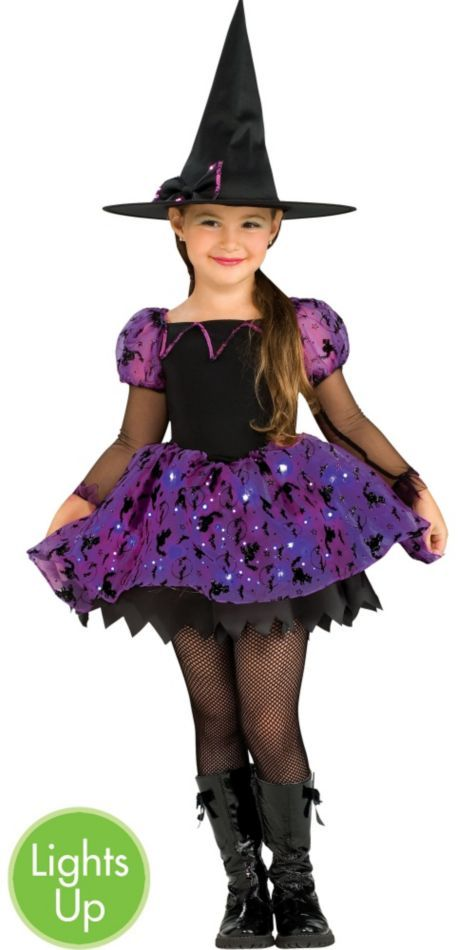 The 25+ best Kids witch costume ideas on Pinterest | DIY Halloween ...