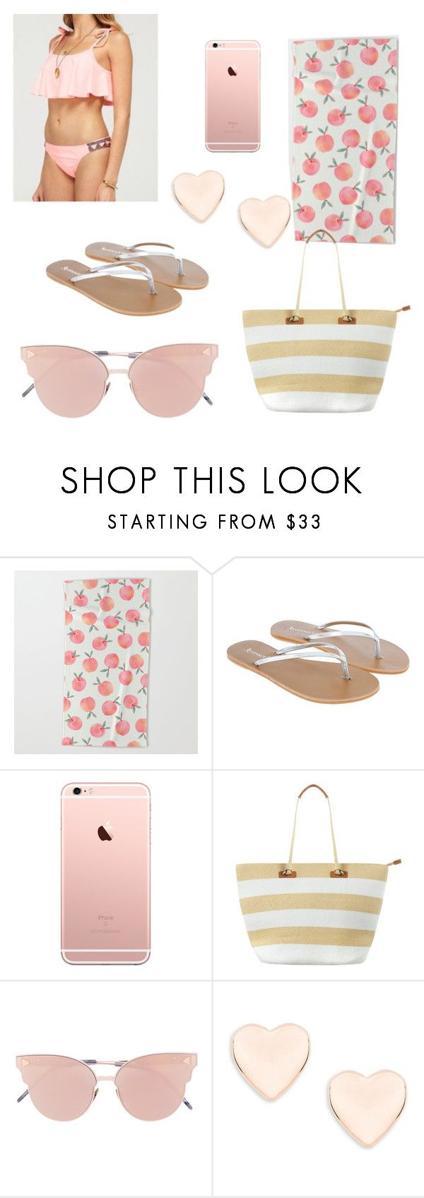 Untitled #38 by palaghia-teona on Polyvore featuring Accessorize, Phase Eight, Ted Baker and So.Ya