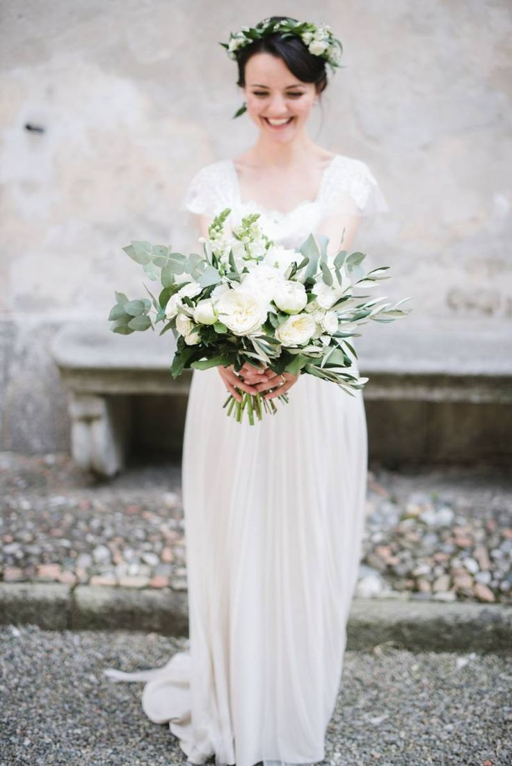 Intimate Italian wedding with elegance and simplicity via Magnolia Rouge