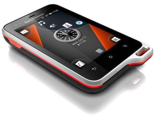 Unlock Sony Ericsson Xperia active