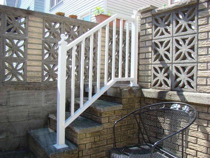156 best Aluminum Rail Ideas images on Pinterest Stairs Deck
