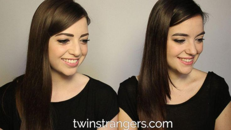 Niamh Geaney set out to look for her doppelganger online, but little did she know she would end up meeting three women who look almost exactly like her.