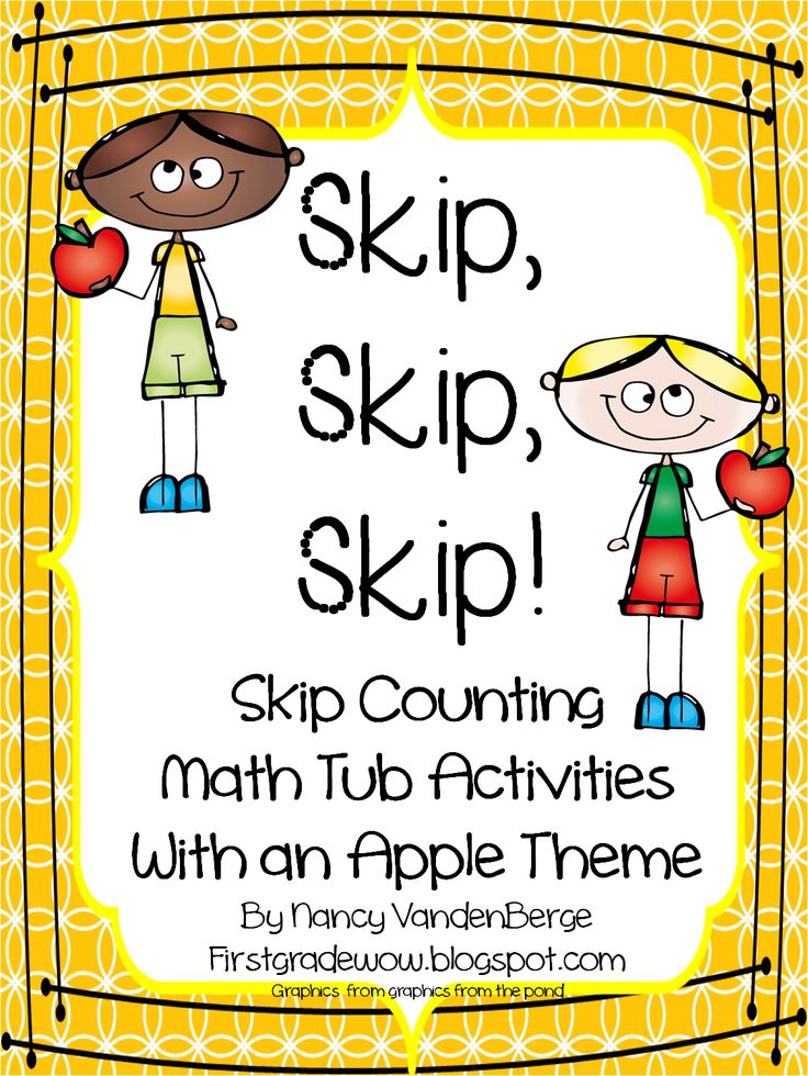 121 Best Skip Counting Images On Pinterest Teaching Math