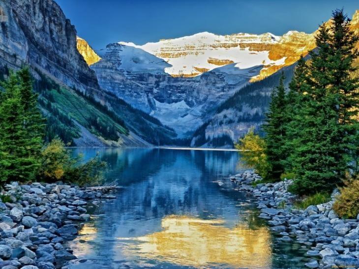 Национальный парк Скалистые горы, штат Колорадо.