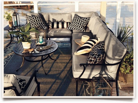 how to replace outdoor cushions u0026 sizing tips - Replacement Outdoor Cushions