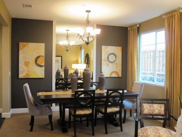 The 25 Best Contemporary Dining Rooms Ideas On Pinterest
