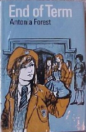 End of Term is one of my favourite Marlows stories written by Antonia Forest.