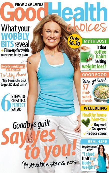 Good Health Choices January 2014 issue