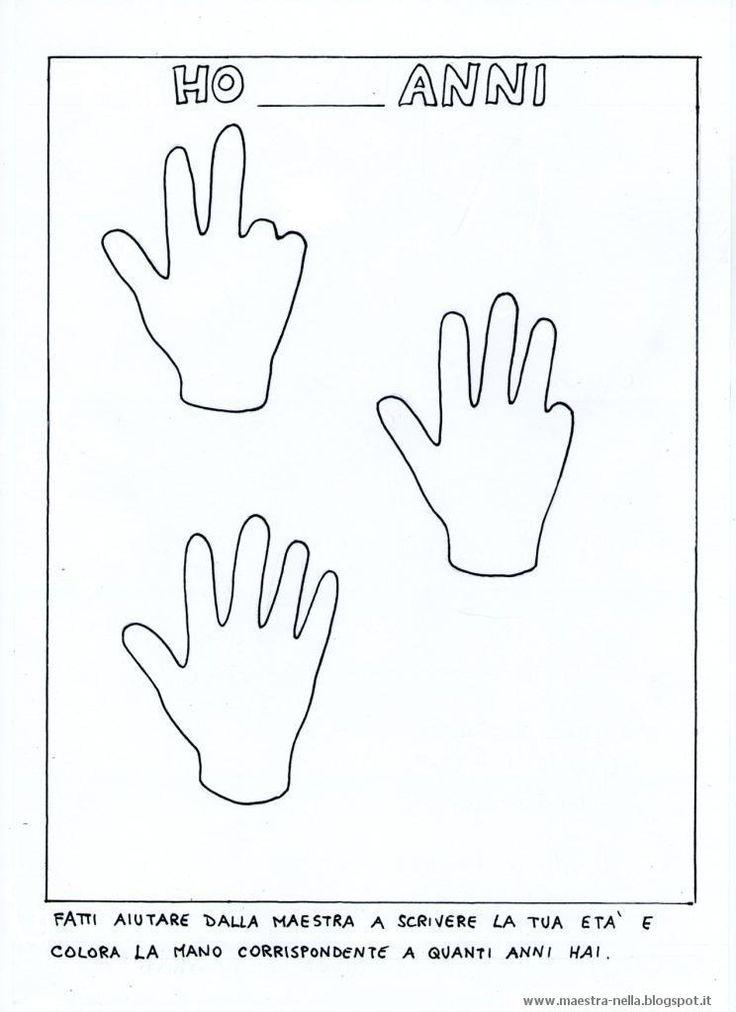 maestra Nella: schede accoglienza-inserimento