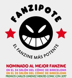Fanzipote, el fanzine mas potente: Últimas noticias fanzipoteras