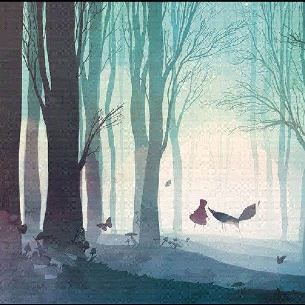 Photo by conradroset amazing Spanish illustrator hes on FB