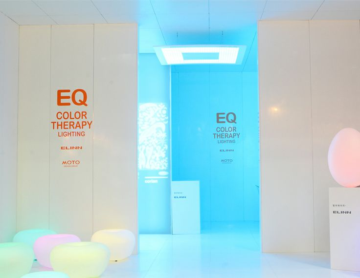 ELINN Light Gallery_Color Therapy