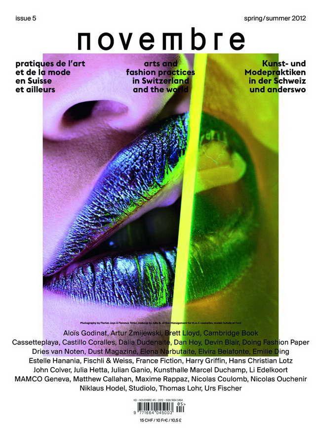 Florence-Tetier Novembre-magazine