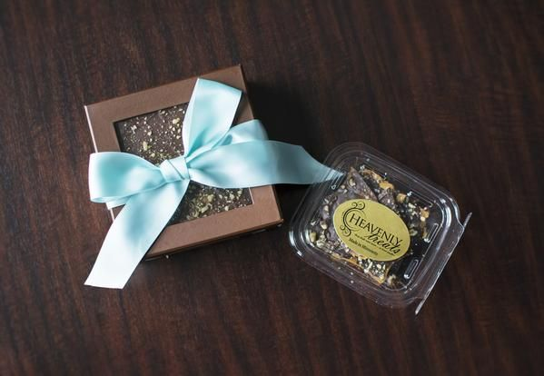 Pick up some Heavenly Treats at #LowertownPop2018 at @UnionDepot. Saturday, March 24th from 10-4.  #treats #toffee #gourmettoffee #toffeecookies #sweets #MNmaker