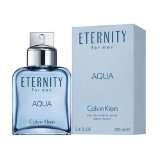 Eternity Aqua for Men By Calvin Klein Eau-de-toilette Spray, 3.3-Ounce (Misc.)By Calvin Klein