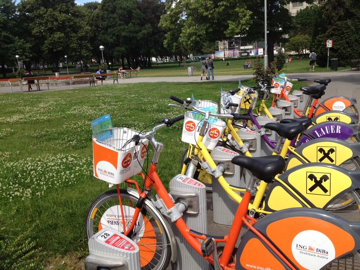Vienna bike share