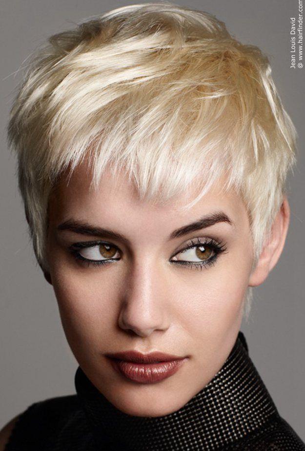18916d05d8c09f2ad9655f4432235fe0 Short Hair Styles Funky Jpg