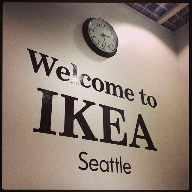 14 best gardens to visit images on pinterest seattle for Ikea tukwila wa