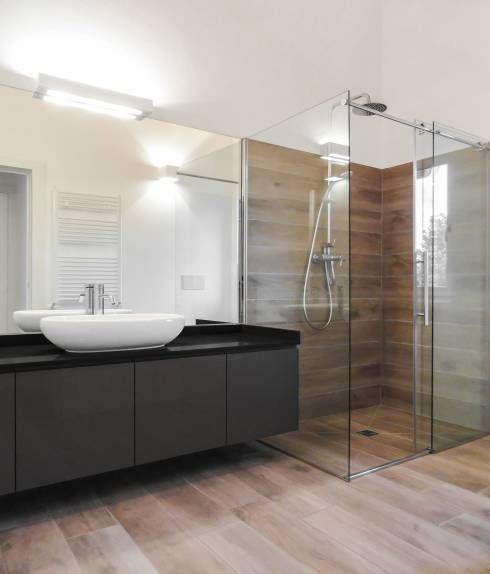 Baños de estilo minimalista por Edoardo Pennazio