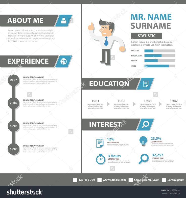 16 best Resume Templates images on Pinterest Resume templates - resume templates website