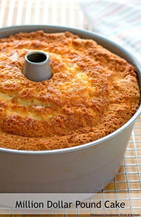 Easy Crunchy Pound Cake