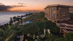 View from my room at the Hyatt Regency Maui!: Hawaii Hyattregencymauiresort, Favorite Places, Hyatt Regency, Hyatt Maui, Exterior Hyatt, Spa Hawaii, Maui Hawaii, Regency Maui 1994, Hyatt Hotels