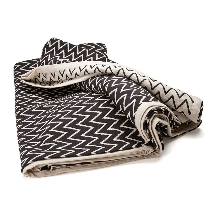 Bedspread Zigzag Reversible 260x260 - Örskov & Co - Ørskov - RoyalDesign.com #Ørskov #Örskov #Orskov #bedspread #royaldesign #forthebedroom #design #interior #interiordesign