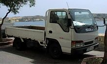 Isuzu NHR (Elf) light truck Isuzu Motors