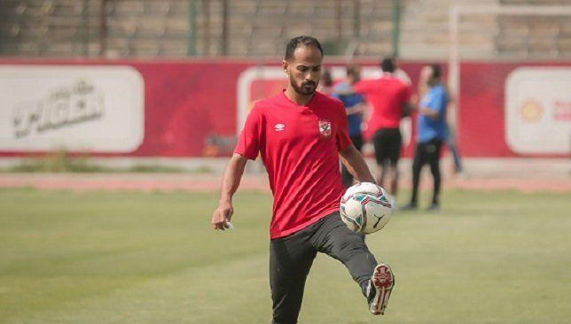 الأهلي يعلن غياب الحاوي عن مباراة الترسانة في كأس مصر
