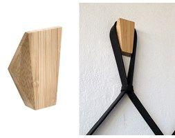 Wieszak bambusowy
